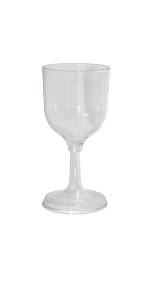 Relags copa de vino atornillable - Recipientes para bebidas - 200ml transparente